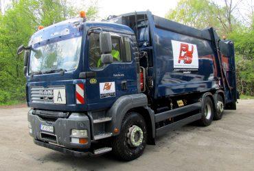 Odbiór odpadów komunalnych i obsługa miast i gmin