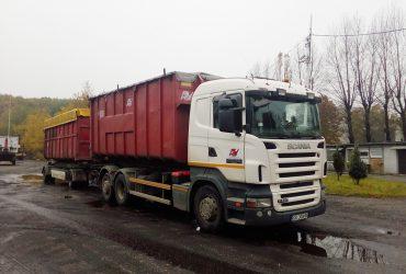 Odbiór i zagospodarowanie odpadów przemysłowych